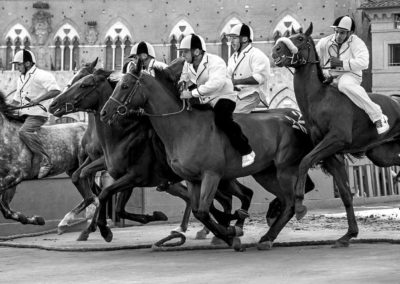 Palio of siena photography
